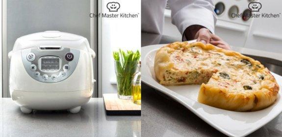 Multifunkčný kuchynský robot CHEF MASTER.