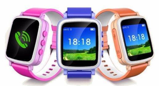 Deské Hodinky Pre Bezpečnosť Vašich Detí S GPS  A HD Displejom S Dopravou Cene